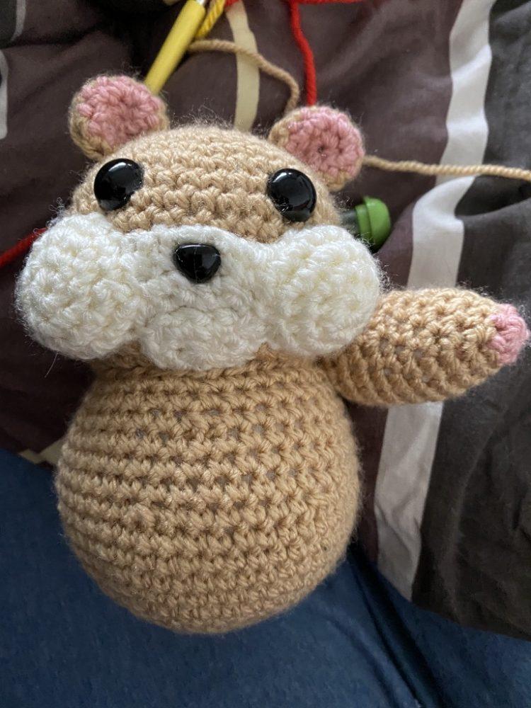 Einarm-Hamster